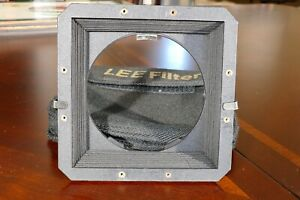 Lee lens hood, with pouch. Excellent condition.