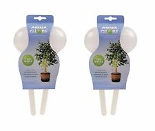 4 x Plant Watering Bulbs Aqua Globes Watering System For Plants Indoors/Outdoors