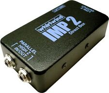 NEW Whirlwind IMP 2 Passive, Single Channel Direct Box