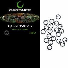 Gardner Tackle Covert Q Rings - Carp Bream Tench Barbel Pike Coarse Fishing Rigs