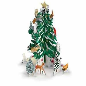 Roger la Borde Pop & Slot Christmas Conifer Advent Calendar