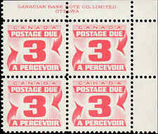 Scott # J23 - 1967 - ' Postage Due '; 20 x 17mm (Upper Right)