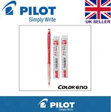 Piloto Color Eno Portaminas 0.7mm (plcr - 7-S8) Rojo Lápiz + 2 Cables