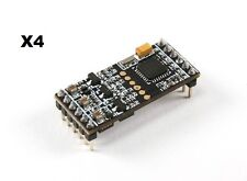 4X DYS BLHELI 16A MINI ESC W/ SOLDERING PIN OPTION 2-4S ONESHOT125 RC QUADCOPTER