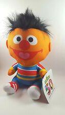 "Sesame Street Ernie Stuffed Animal Plush Toy Doll soft 13"" New"