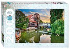 Germany Nuremberg Jigsaw Puzzle Landscape Park & Garden Collection 2000pcs