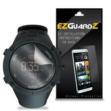 6X EZguardz Screen Protector Cover Shield HD 6X For Suunto Ambit3 Peak (Clear)