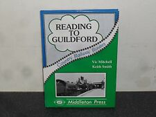 Reading To Guildford Country Railway Routes & Southern rails in the 1980s Trains
