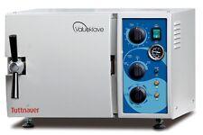 New Tuttnauer 1730 Valueklave Manual Autoclave Sterilizer Free Shipping 48 State