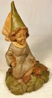 JENNIE-R 1983~Tom Clark Gnome~Cairn Item #84~Ed #93~Hand Signed~Story Included