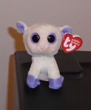 Ty LILY the Lamb Basket Beanie Baby ~ MINT with MINT TAGS