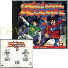 "MOLELLA FARGETTA ""ORIGINAL MEGAMIX 3"" RARO CD 1994 - RADIO DEEJAY"
