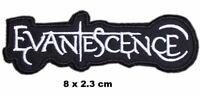EVANESCENCE Music Band Logo jacket Iron/ Sew-on Embroidered Patch Jacket Badge