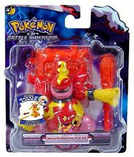 Pokemon Diamond & Pearl Battle Dimension Series 10 Magmortar Action Figure