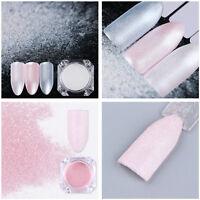 2 Boxen BORN PRETTY Nagel Kunst Glitzer Pulver Nail Art Puder Glitter Pigment