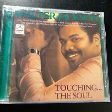 Touching... The Soul by Walter Jackson BRAND NEW SEALED CD