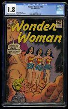 Wonder Woman #102 CGC GD- 1.8 Cream To Off White