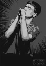 BUY 2 GET ANY 2 FREE IAN CURTIS JOY DIVISION BB1 POSTER ART PRINT A4 A3 SIZE