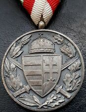 ✚9979✚ Hungarian Kingdom post WW1 Horthy Commemorative Medal of the World War