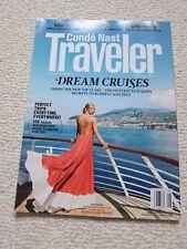 Conde Nast Traveler Magazine August 2013 Dream Cruises The New VIP Class