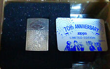New Zippo Japan Popeye Music Box Rare Limited Edition Lighter 70th Anniversary
