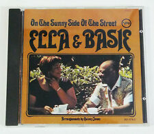 Ella and Basie! by Count Basie/Ella Fitzgerald (CD, Jul-1984, Verve)