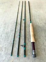 "Temple Fork Outfitters: Finesse Series Fly Rod - TFO - 8'9"" - 6wt - 4 pc"
