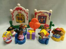 Fisher Price Little People Birthday party