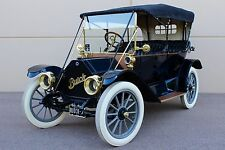 1912 Buick 35 Convertible Touring Brass Oldtimer Antique