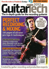 GUITAR TECH UK Volume 4 Guide for Recording Guitarist How to Record Mixing + DVD
