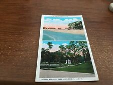 - Morgan Memorial Park - GLEN COVE,LI  NY 2 VIEWS AND BEACH