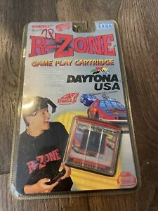 RARE Tiger R-Zone Daytona USA Sega sealed Game For Handheld Game System NEW