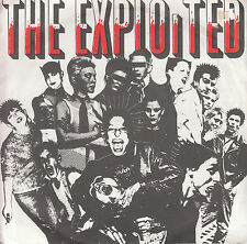"""7"""" 45 TOURS UK THE EXPLOITED """"Exploited Barmy Army +2"""" 1981 PUNK KBD"""