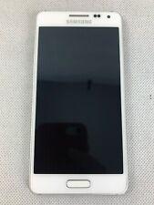 Samsung Galaxy Alpha - SM G850F - White - 32 GB - Unlocked - 4.7'' - 12 MP