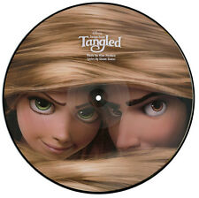 Tangled SONGS/MUSIC FROM Mandy Moore DISNEY New Vinyl Picture Disc LP