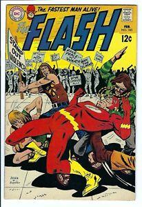 Flash #185 VF DC Silver Age