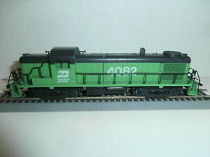 HO Atlas Kato Burlington Northern BN RS-3 Diesel Engine, Used, mint