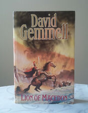 Lion of Macedon by David Gemmell (Hardback, 1991)