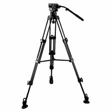 Eimage (GH05 Head + AT7402A Leg) tripod system Payload 7kg with spreader EG05AA