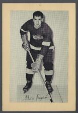 1944-63 Beehive Group 2 Photos Detroit Red Wings #205 Metro Prystai