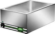 Tavola calda bagnomaria acciaio inox Bacinella PROFESSIONALE BAR RISTORANTI 22h