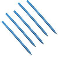 5x Nylon Plastic Spudger Blue Stick Opening Repair Tool Apple iPhone iPod iPad