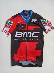 BMC Pro Cycling Team ASSOS CG RS Aero Racing Jersey World Tour, Size - Small