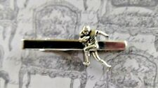 T02 Vintage Style Football player tie Clip Bar Clasp NFL Athlete Coach Gift