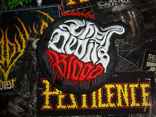 Ultra RaR Old Sold Out The Devil's Blood Shape Patch Urfaust