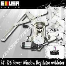 Front Left Driver Power Window Regulator for 94-04 Mustang Base Coupe 2D 741126