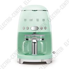 Smeg DCF01PGEU 50's Retro Style Filter-Kaffeemaschine, 10 Tassen, LED-Display
