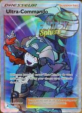 Pokemon - Ultra-Commando - Full Art Ultra Rare - SL6 - 131/131 - VF Français