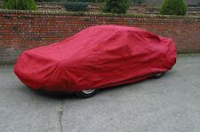 Porsche 996 997 onwards Soft Fleece Indoor Breathable Car Cover Red Three layer