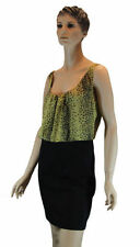 Animal Print Leopard Dry-clean Only Dresses for Women